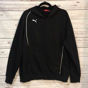 Puma logo hoodie (Q2